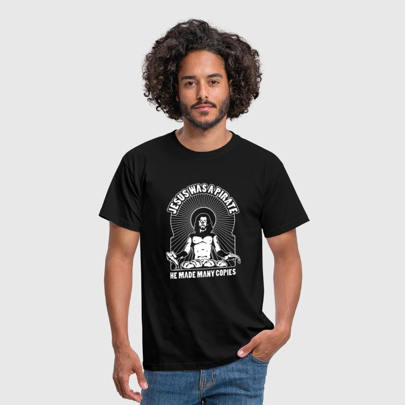 Jesus was a pirate - T-shirt Homme