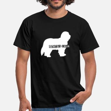 Bearded Collie Bearded Collie - Männer T-Shirt