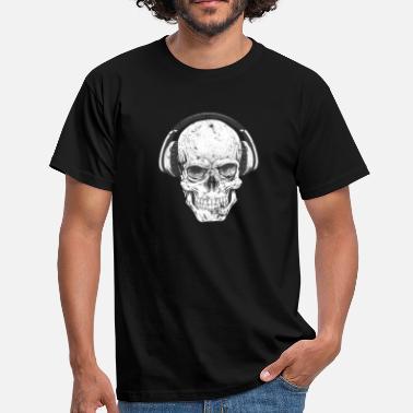 0970f27c4e3bda Die besten Totenkopf T-Shirts online bestellen