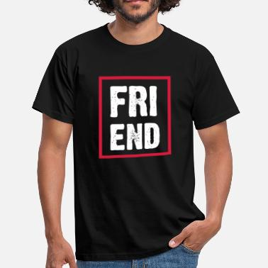 FriEnd - Männer T-Shirt