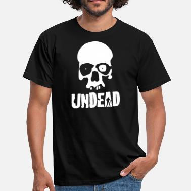 Undead undead - T-shirt herr