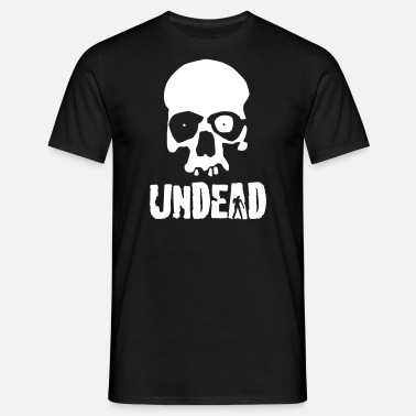 Undead undead - Men's T-Shirt