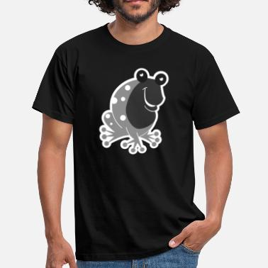 Frog Pond For frog lovers and pond friends gift - Men's T-Shirt