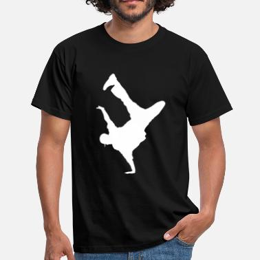 Breakdance B-boy - Herre-T-shirt