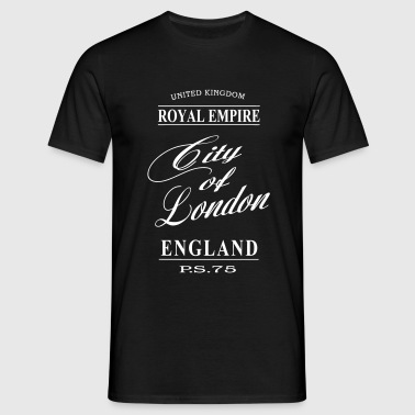 City of London - Maglietta da uomo