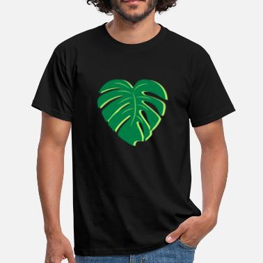 Monstera Monstera - Men's T-Shirt