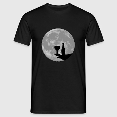 moon or - T-shirt Homme