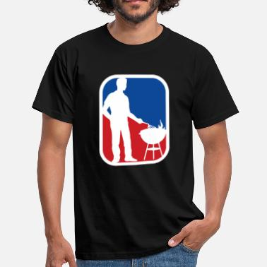 Barbecue Weber National BBQ Association - T-shirt Homme