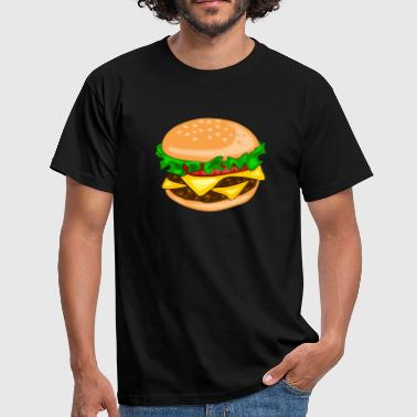 eat meat - Men's T-Shirt