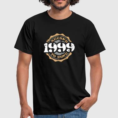 1999 - Second to None - Männer T-Shirt