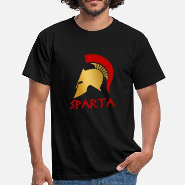 300 Movie Sparta - Men's T-Shirt