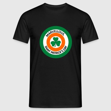 Marvellous Saint Patricks - Men's T-Shirt