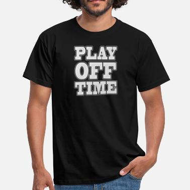 Playoff Playoff Time - Männer T-Shirt