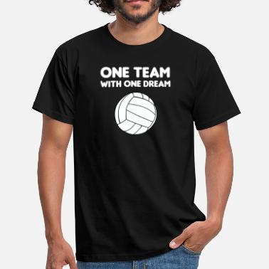 Volleyball volleyball - Herre-T-shirt