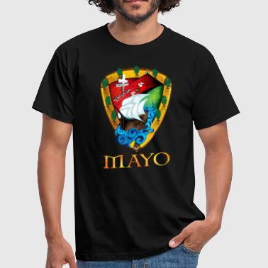 Mayo Shield - Men's T-Shirt