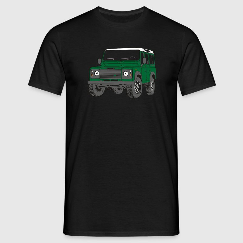 Offroad Defender Land Rover 110 4x4 - T-shirt Homme