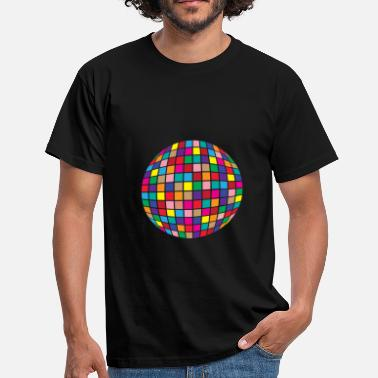 Disco Disco ball - Men's T-Shirt