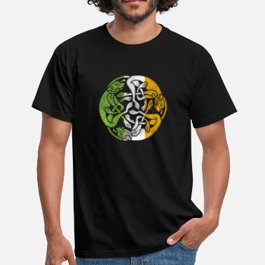 Glasgow Celtic Ireland - Men's T-Shirt