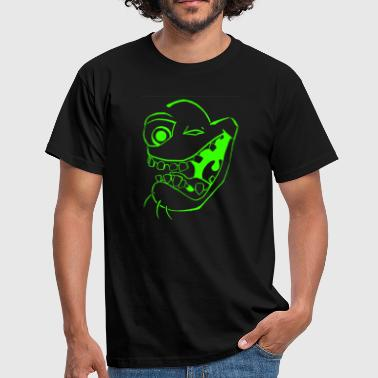 Smiley Stout Freaky smiley - Mannen T-shirt