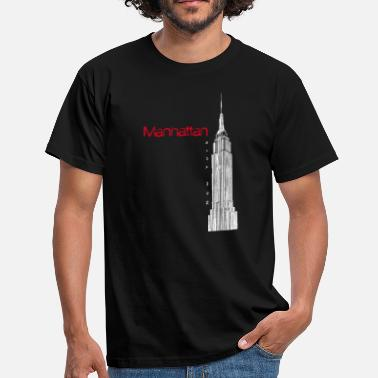 Manhattan Manhattan - Men's T-Shirt