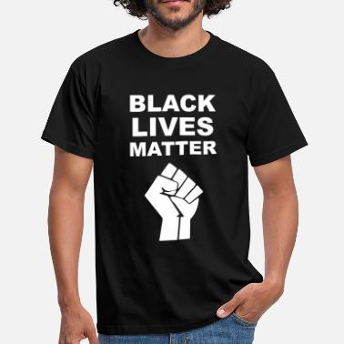 Black Lives Matter Black Lives Matter - Men's T-Shirt