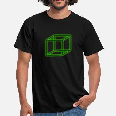 Qubes Qube Nr. 1 - Men's T-Shirt