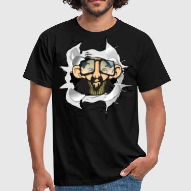 hippie - Men's T-Shirt