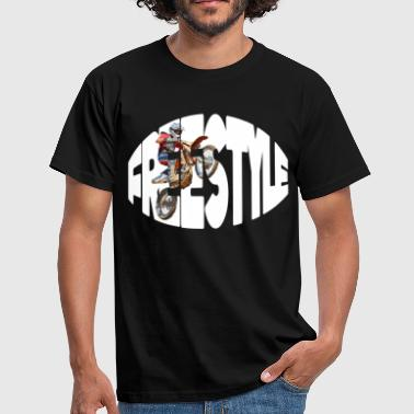 Freestyle Motocross Motocross Freestyle T-Shirt - Men's T-Shirt