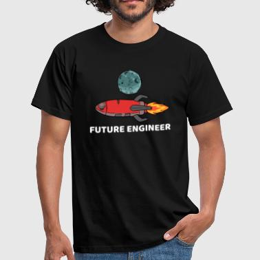 Engineer aerospace aerospace - Men's T-Shirt
