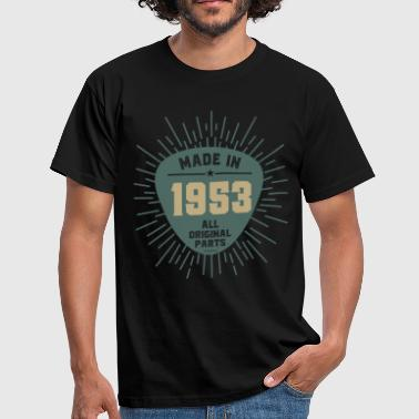 Made 1953 Made In 1953 - Men's T-Shirt