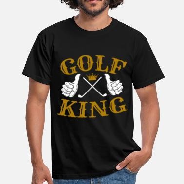 Golf Shoes Golf King Golfing Golf Golf Gift - Men's T-Shirt