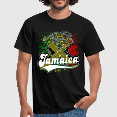 roots and culture reggae jamaica - Men's T-Shirt