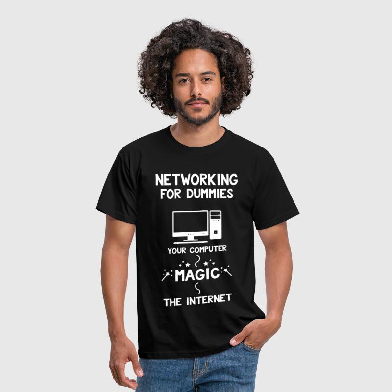 Networking for Dummies - Men's T-Shirt