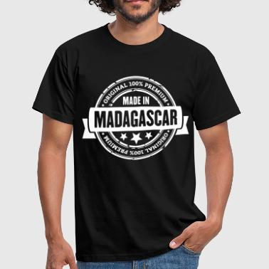 Made in Madagascar - Männer T-Shirt