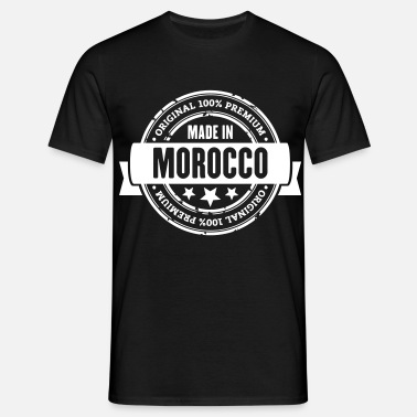 Marokkaner Made in Morocco - Männer T-Shirt