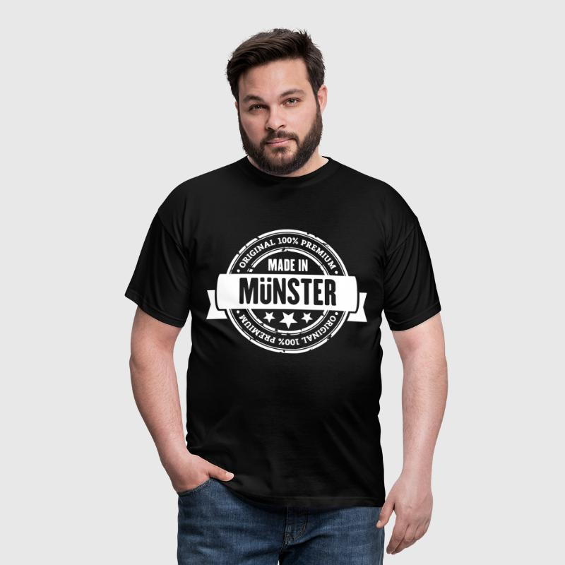 Made in Münster - Männer T-Shirt