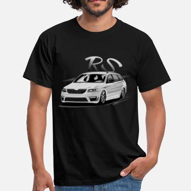 Tuning Coche coches tuning - Camiseta hombre