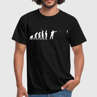 Evolution Dart - Männer T-Shirt