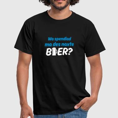 oktoberfest bier party - Männer T-Shirt