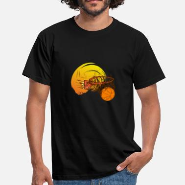 Shoot Jersey Basketball shoot - basketball gift idea - Men's T-Shirt