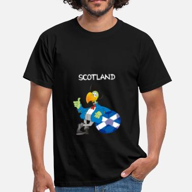Scotland Sport Soccer Scotland - Men's T-Shirt