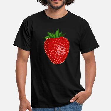 Mens Strawberry strawberry - Men's T-Shirt