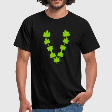 Vegetarian Vegan - Men's T-Shirt