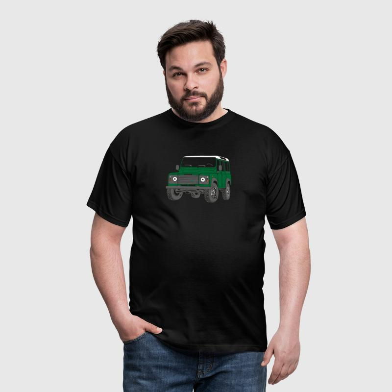 Offroad Defender Land Rover 110 4x4 - Men's T-Shirt