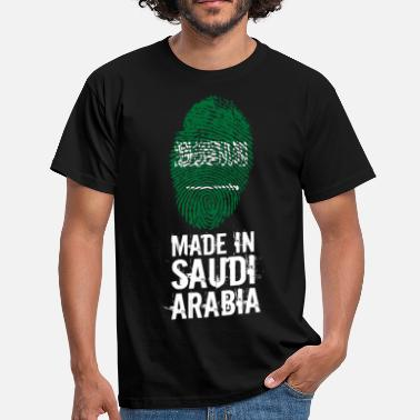 Arabien Made In Saudi Arabien / Saudi-Arabien - T-shirt mænd