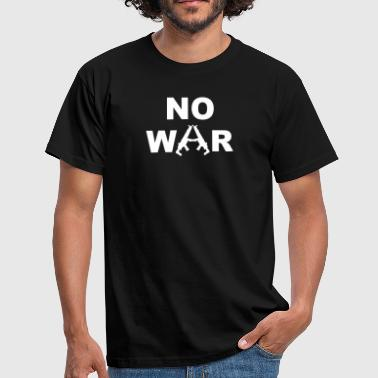 No War No War - T-shirt Homme