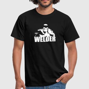 welder - Men's T-Shirt