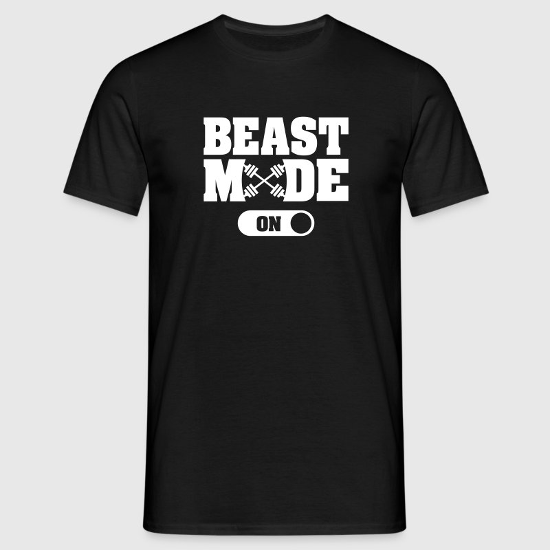 Beast Activated - Men's T-Shirt