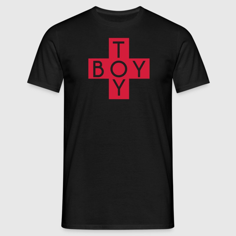 toy boy - young lovers - partners - love affair - Men's T-Shirt