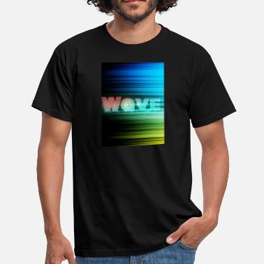 Wave Wave - Herre-T-shirt